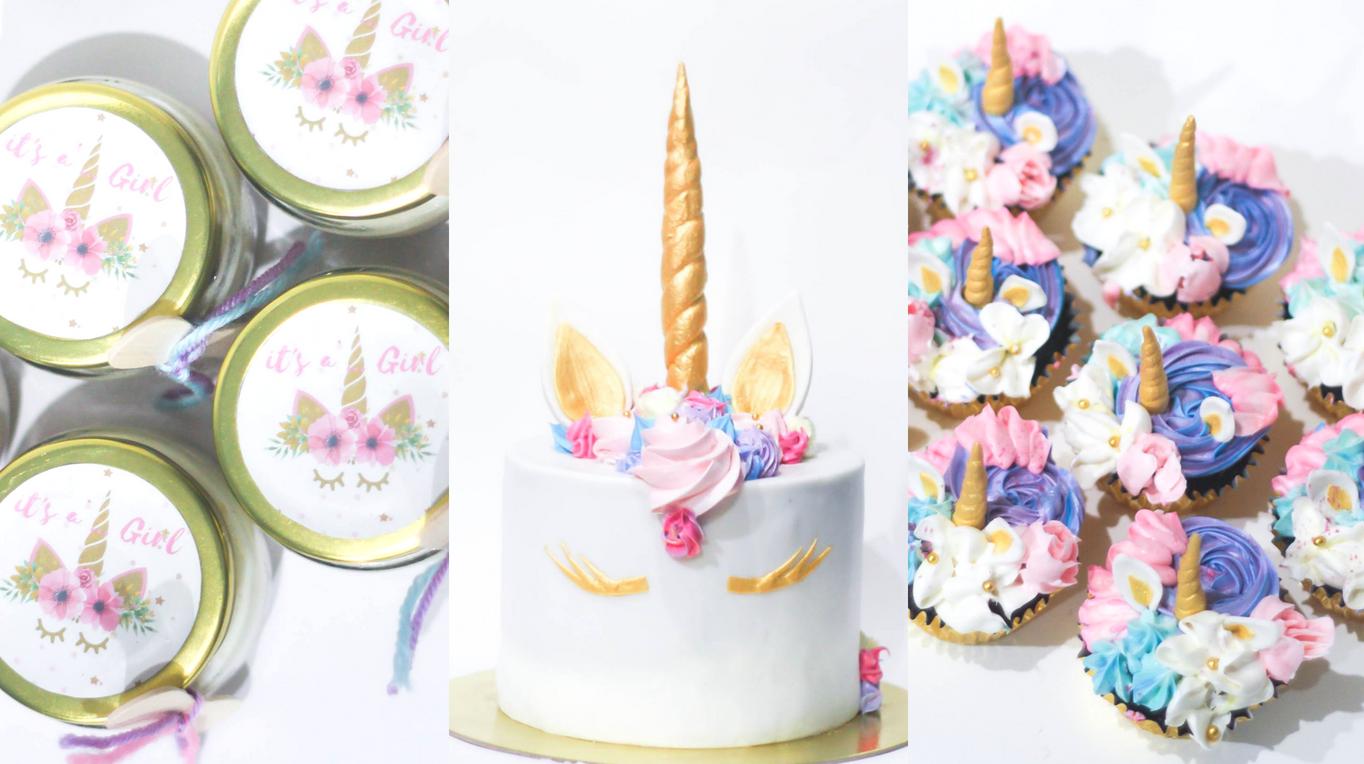 Unicorn Party - Unicorn Cake - Cake Supplier Manila