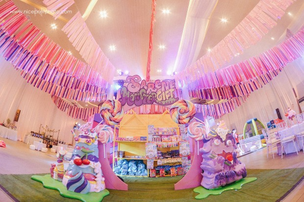 Kawaii Themed Party - Kawaii Themed Cake - Cake Supplier Manila