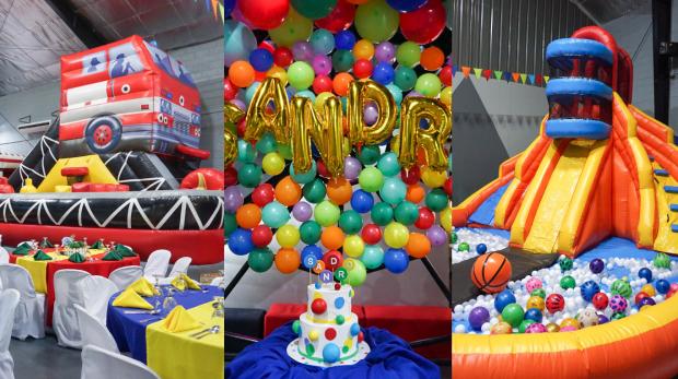 Bounce Cake - Bounce Party - Cake Supplier Manila